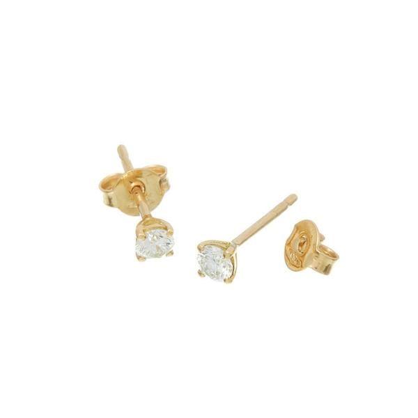 Diamant Ørestikkere fra MIKU Diamonds