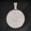 LUX diamond pendant