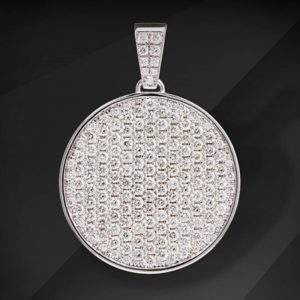 LUX diamond pendant
